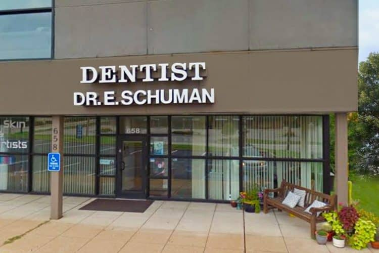 schuman center dental aesthetics